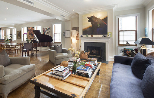 Inside TriBeca Townhouse