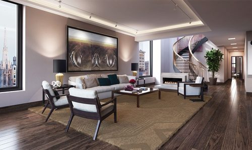 65 East 11th Street Penthouse