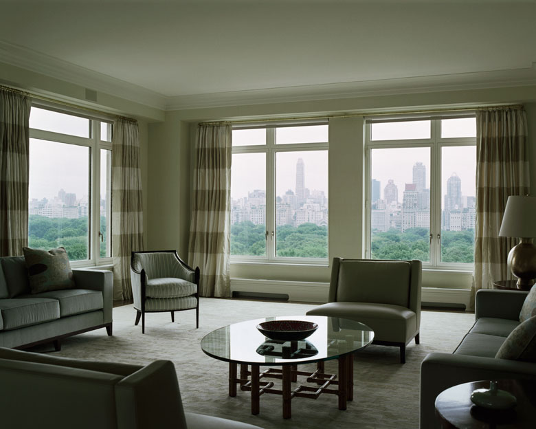15 Central Park West is seeing a drop in sales volume